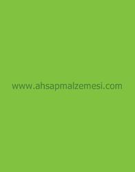 - Çim Yeşil Tek Yüz Boyalı Mdf 2.7 mm 105 x 85 cm (4 parça)