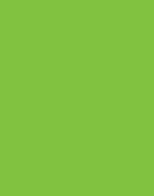Çim Yeşili Tek Yüz 2.7 mm 85 x 70 cm (6 Parça )