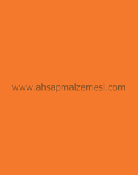 - Portakal Çift Yüz Boyalı 2.7 mm 105 x 85 cm (4 Parça )