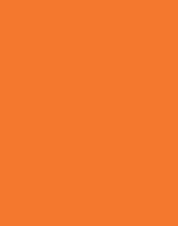 - Portakal Tek Yüz Boyalı Mdf 2.7 mm 105 x 85 cm (4 parça)