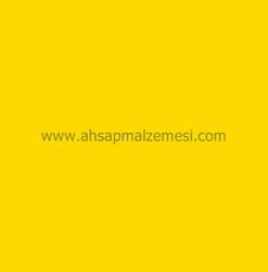 - Sarı Tek Yüz Boyalı Mdf 2.7 mm 105 x 85 cm (4 parça)